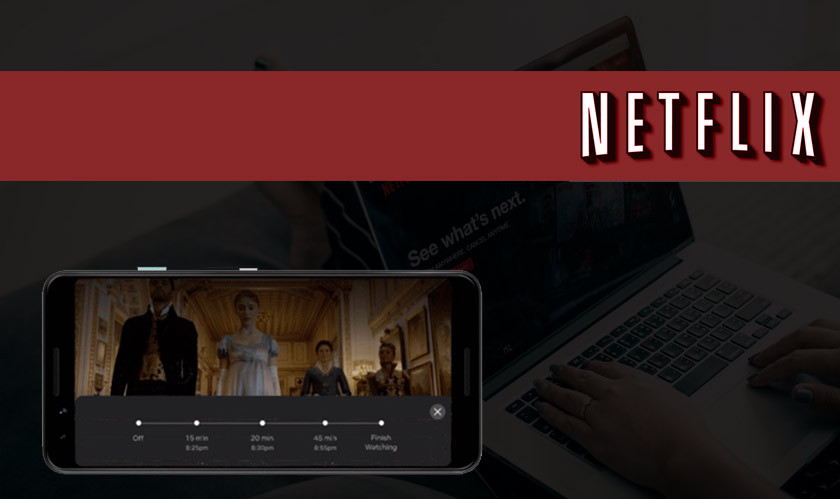 Netflix introducing a sleep timer feature on Android