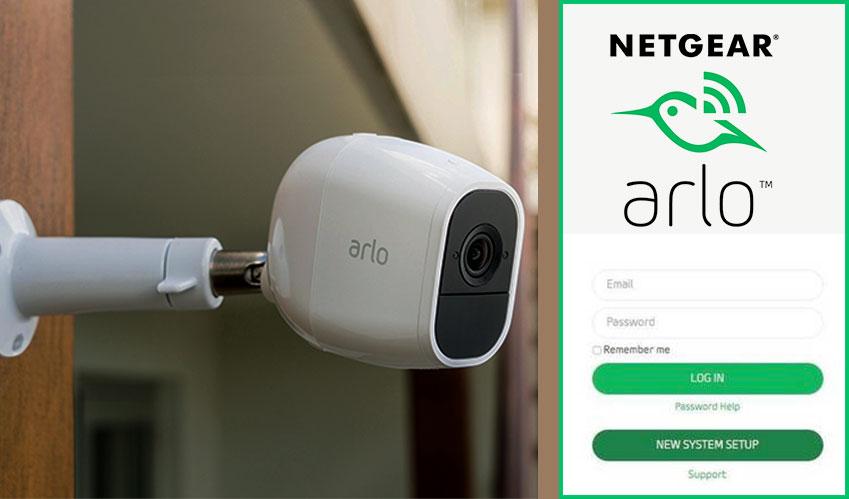 netgear requests customers password change