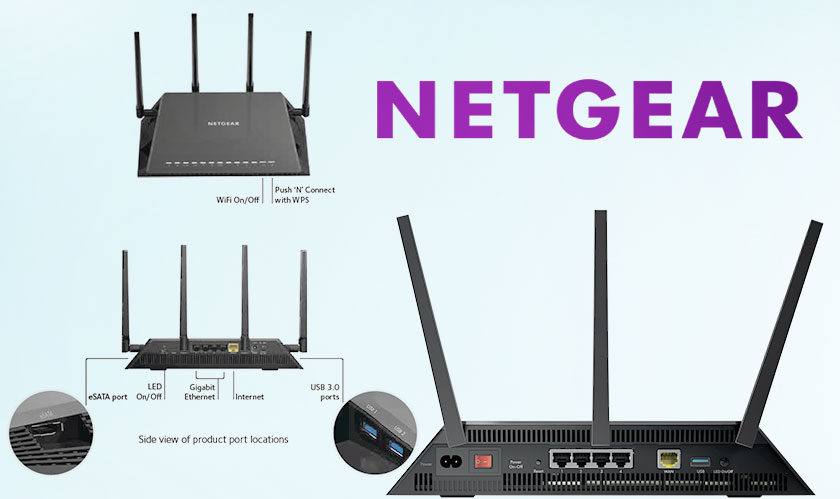 netgear prioritizes network storage