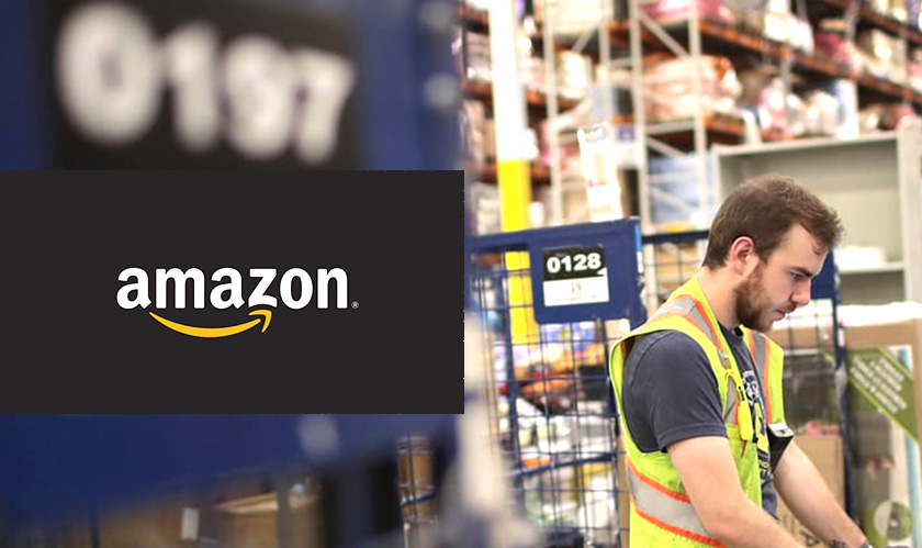 New Amazon Patent: Wearable IoT Wristbands for Warehouse Workers
