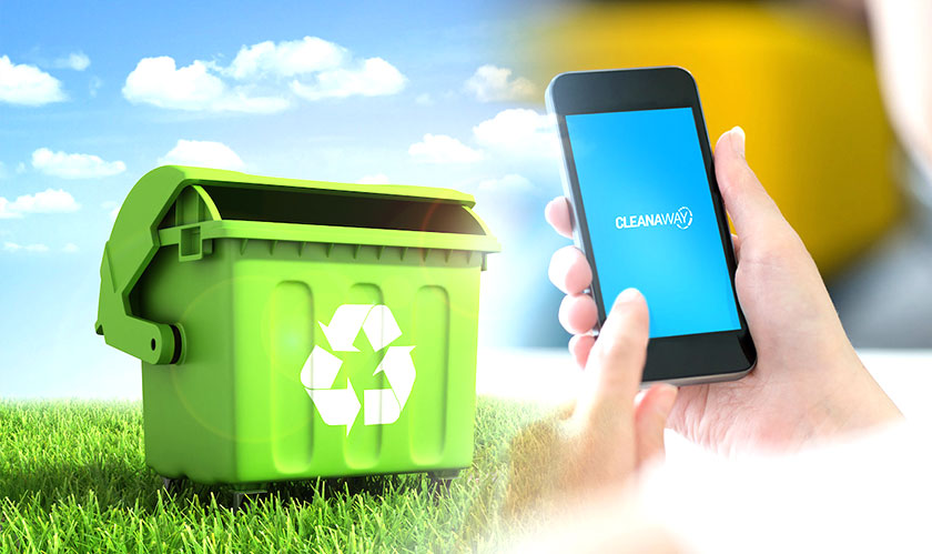 New app to help out with Waste Management