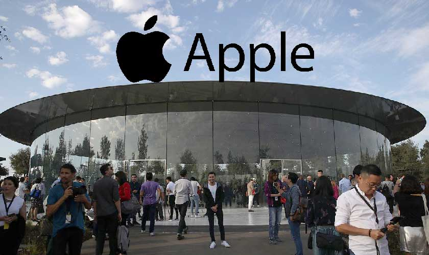 erp apple builds new campus