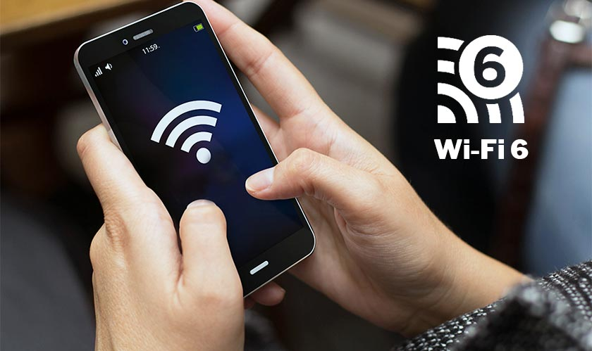 "The upcoming Wi-Fi generation gets a new name ""Wi-Fi 6"""