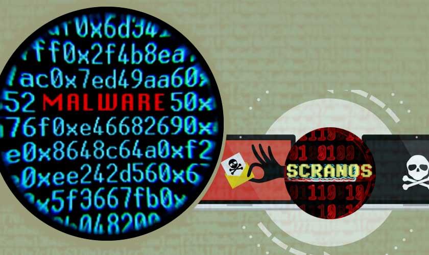 new malware scranos
