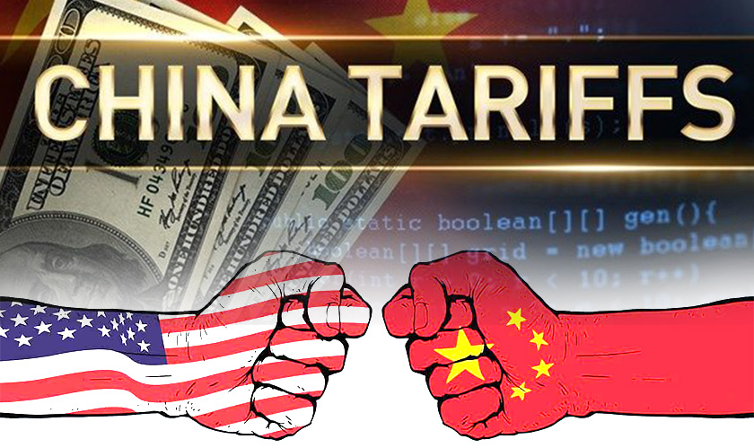 New tariffs on Chinese products to affect networking products