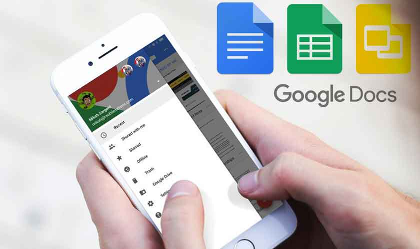 New update on Google Docs makes it easier to collaborate