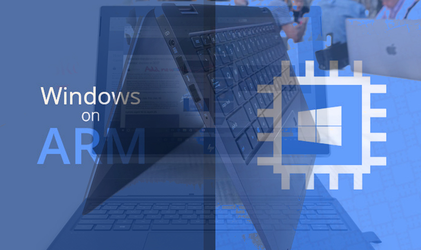 New Windows SDK to support 64-bit ARM PCs