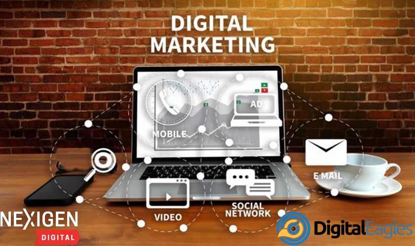 Nexigen Digital procures digital marketing agency Digital Eagles