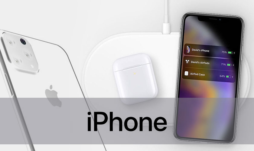 next iphone wireless charge devices