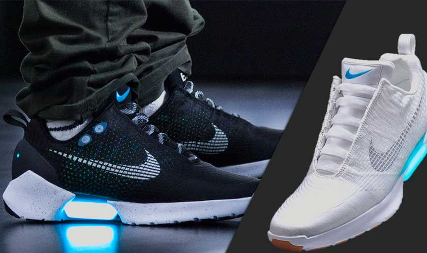 nike adapt smart sneakers