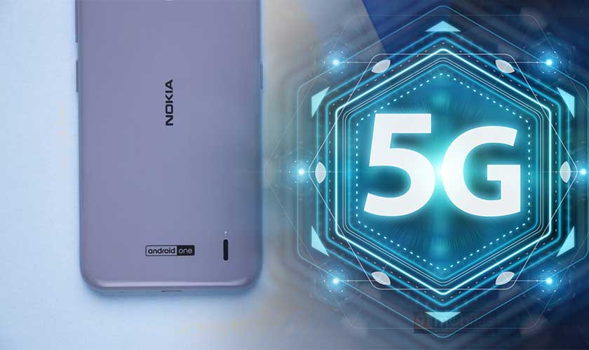 nokia 5g android
