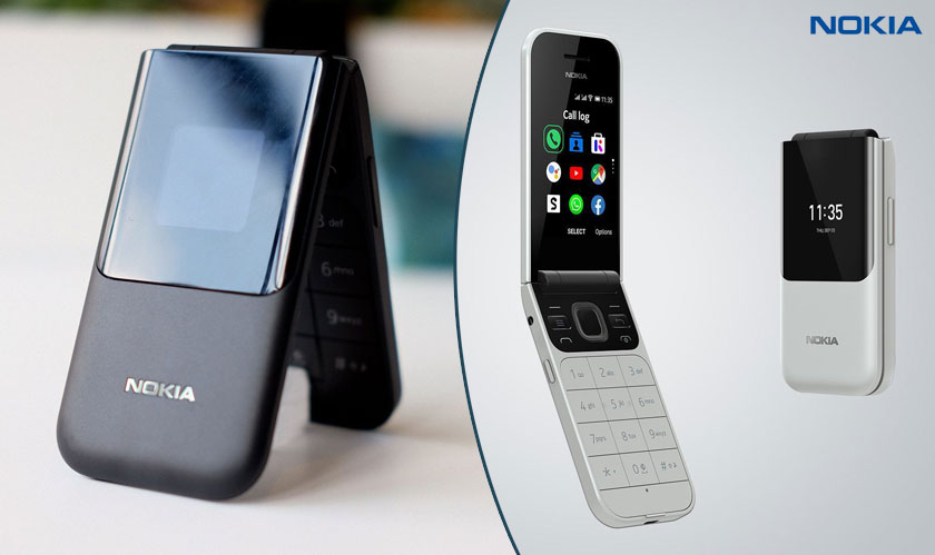 Nokia to make a comeback with the classic flip phone