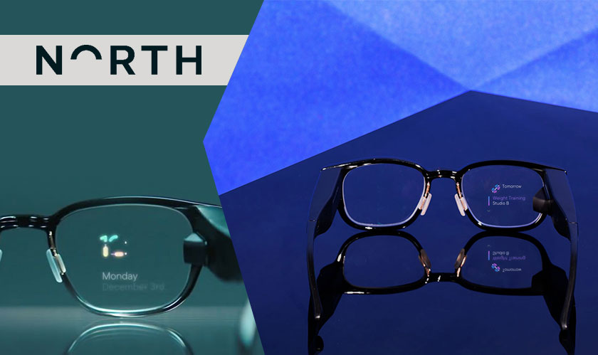 North upgrades it features for Focals Smart Glasses