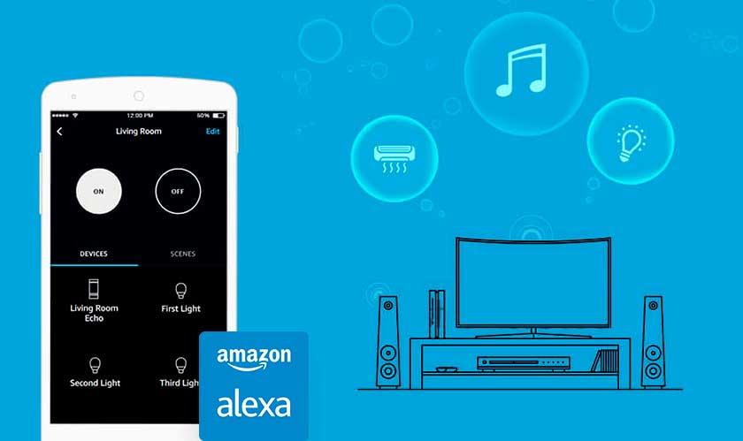 amazon alexa mobile app