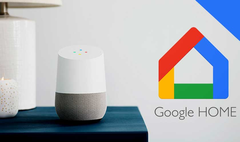 Now it is simple to make calls on Google Home