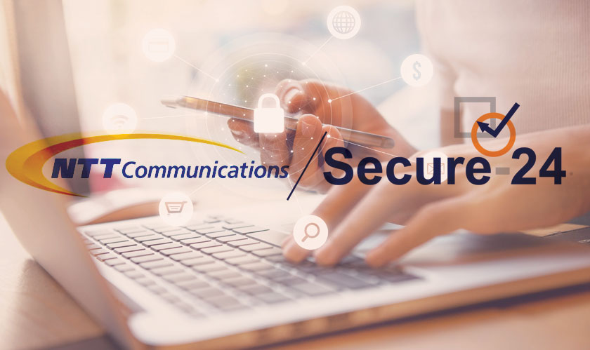 ntt acquires secure 24