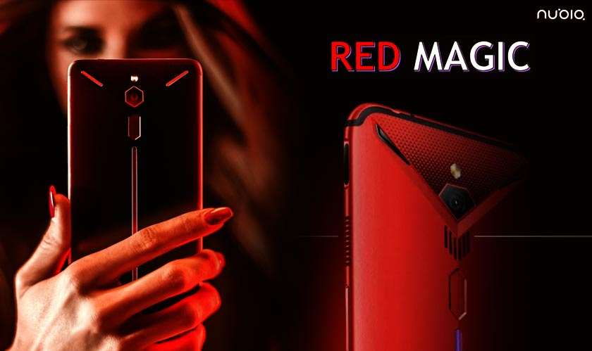nubia red magic 5g gaming mobile