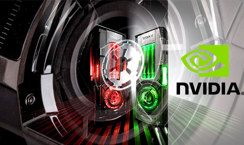 Nvidia is creating a Star Wars Graphics Card
