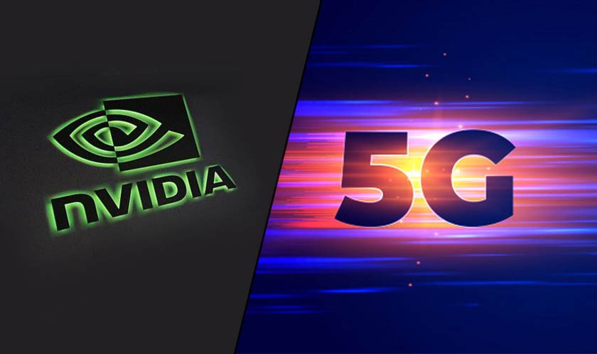 nvidia new partnerships 5g
