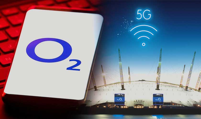 O2 rolling out its 5G network in October for the UK