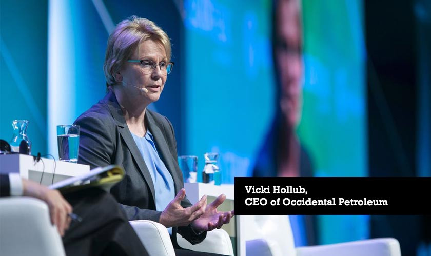 Occidental Petroleum Will Transform into a Carbon Management Company: CEO Vicki Hollub