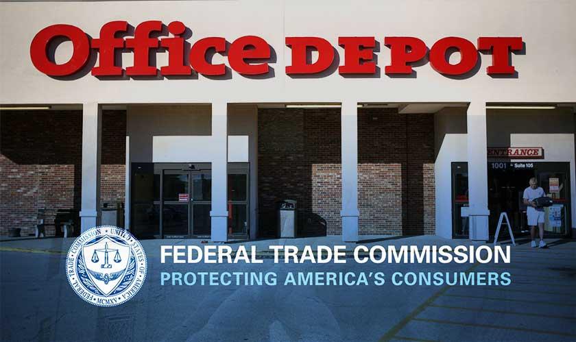 office deport fake malware report