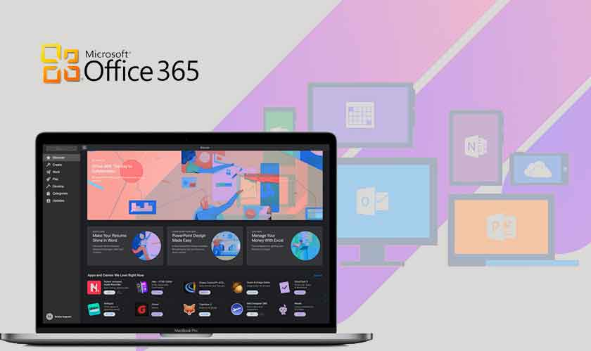 Microsoft Office 365 comes to Mac App Store
