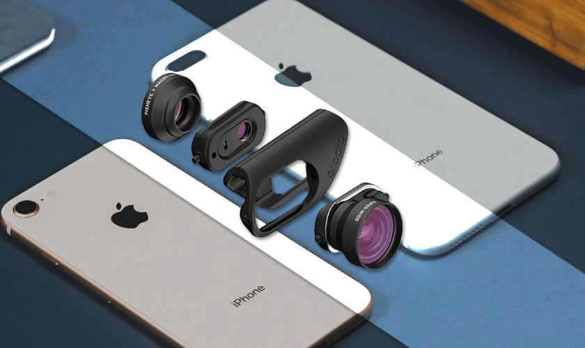 The Connect X System for iPhone X is a Next-Level Mobile Photography Solution