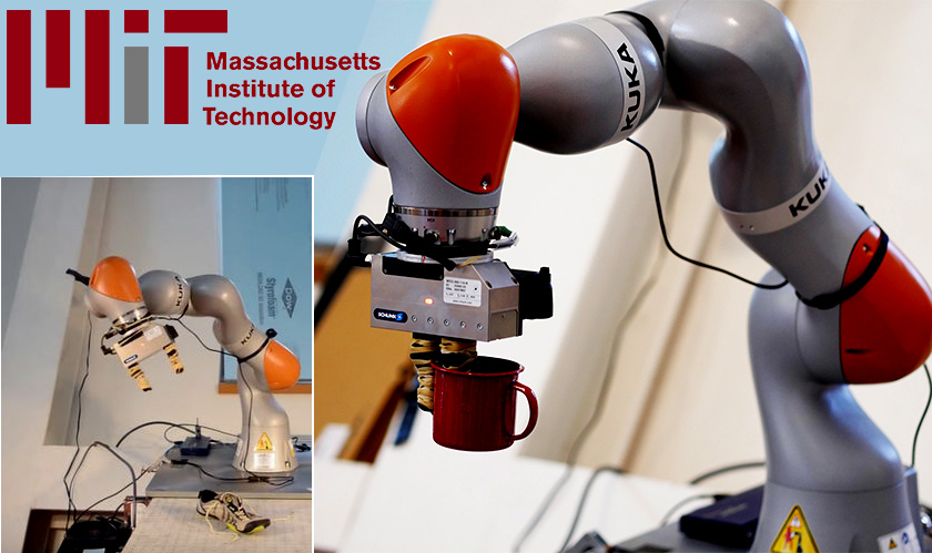 One-armed robot developed by MIT researchers is on the ball