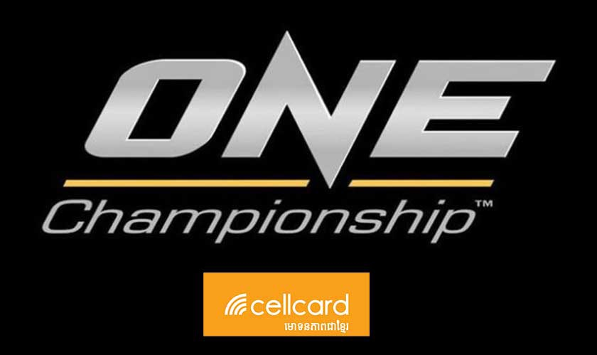 ONE Championship Forges a Strategic Alliance With Cellcard
