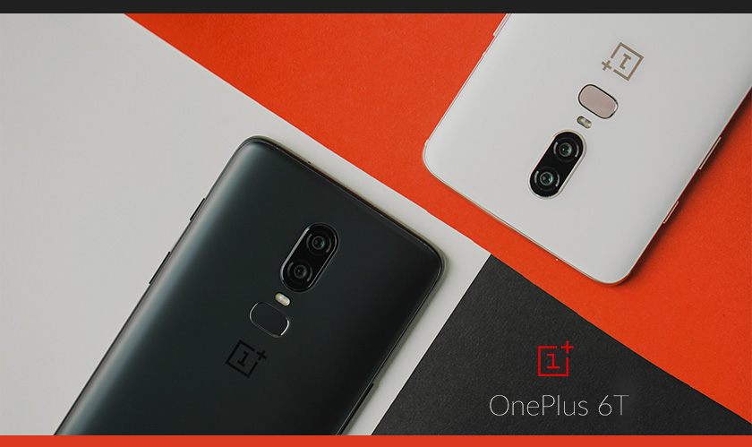 OnePlus 6T joins the 'no-headphone jack' community