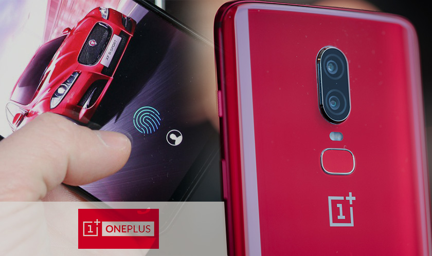 One Plus 6T to have in-display fingerprint technology