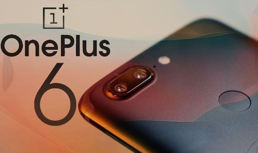 oneplus 6 design revealed
