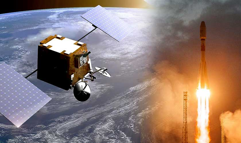 OneWeb launches six satellites to provide broadband to all