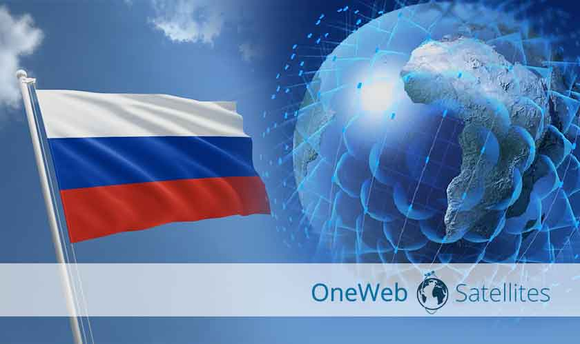 OneWeb offers a minority stake to Russia to dim security concerns