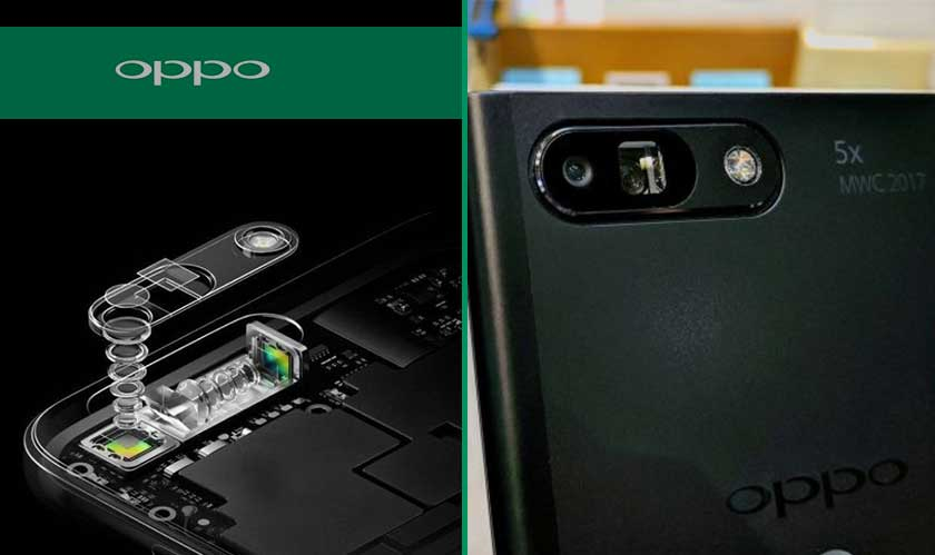 Powerful 10x optical zoom in Oppo phones?