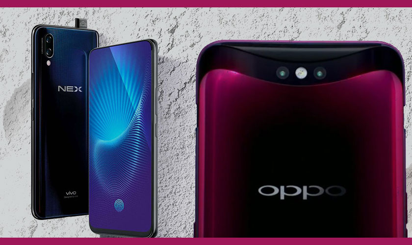 Oppo and Vivo with the Coolest Trend in 2018 – Mechanical Camera Sliders