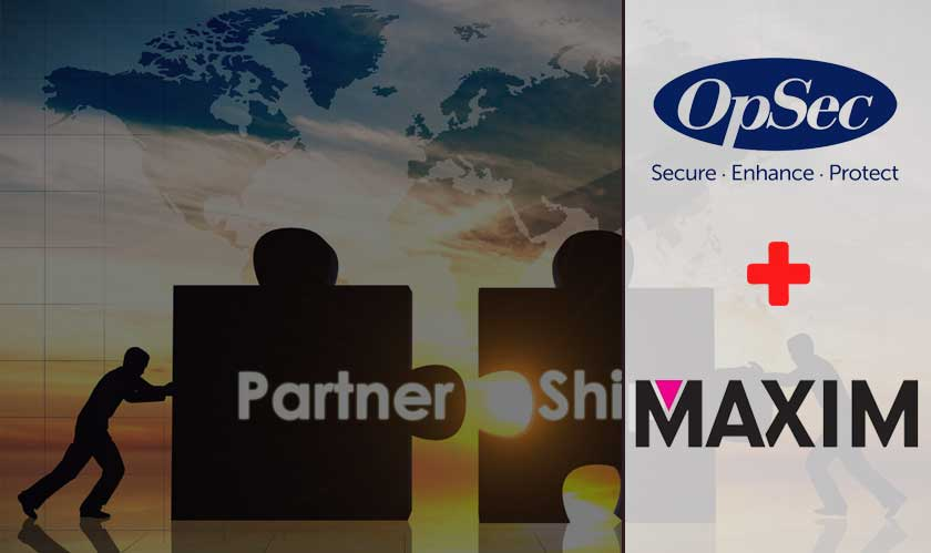 opsec security maxim partnership