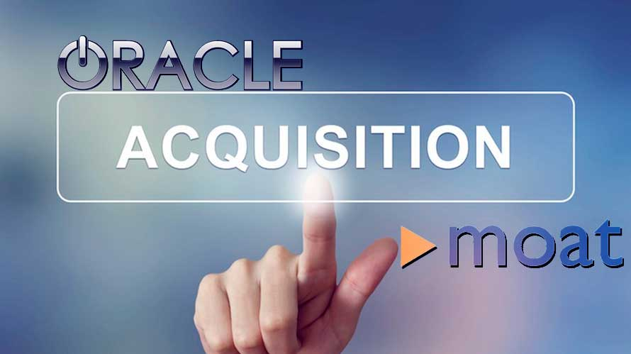 oracle acquires moat