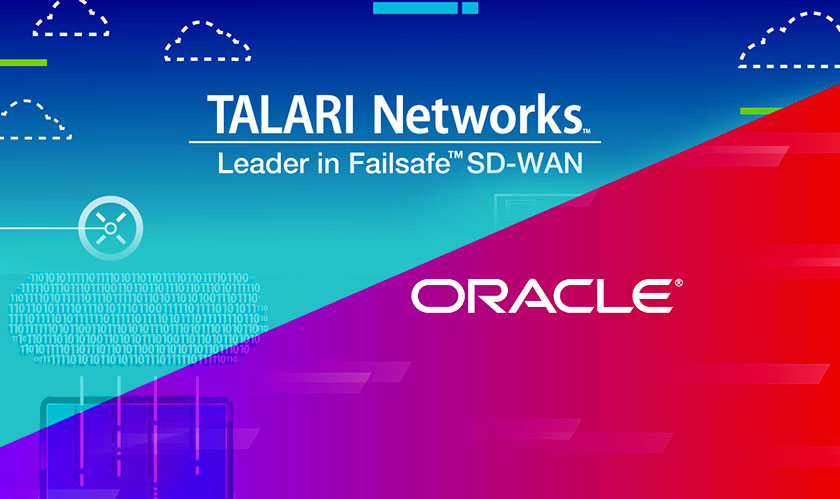 Oracle buys Talari Networks; to boost SD-WAN capabilities