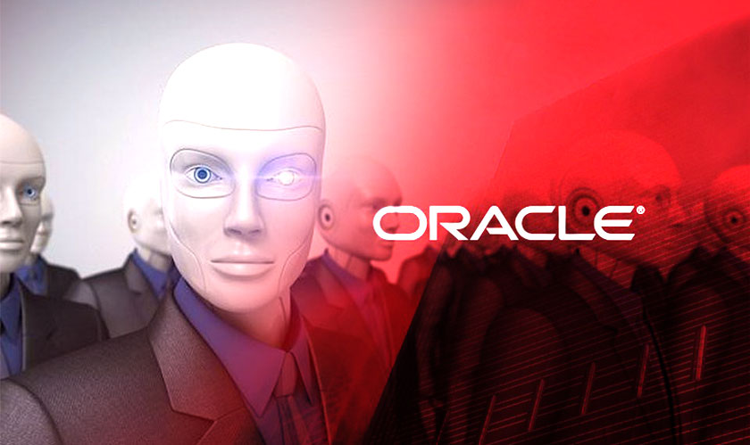 Oracle believes over 90% humans would trust orders from AI robot