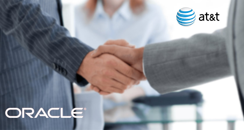 Oracle and AT&T ink 'Historic' Agreement