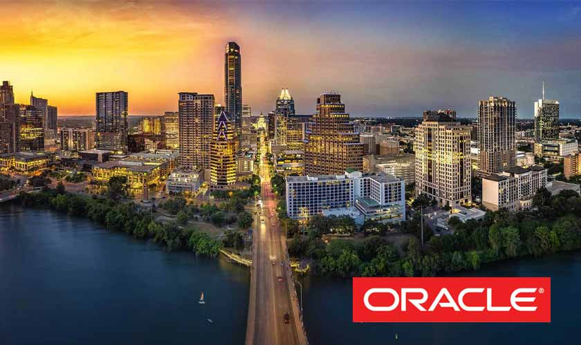 Oracle Moving to Austin, Texas