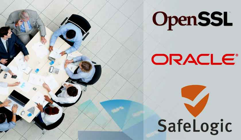 Oracle, SafeLogic and OpenSSL team up to deliver next gen encryption modules