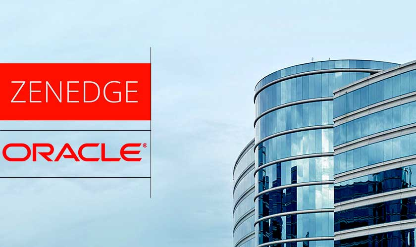 Oracle sucks up Zenedge