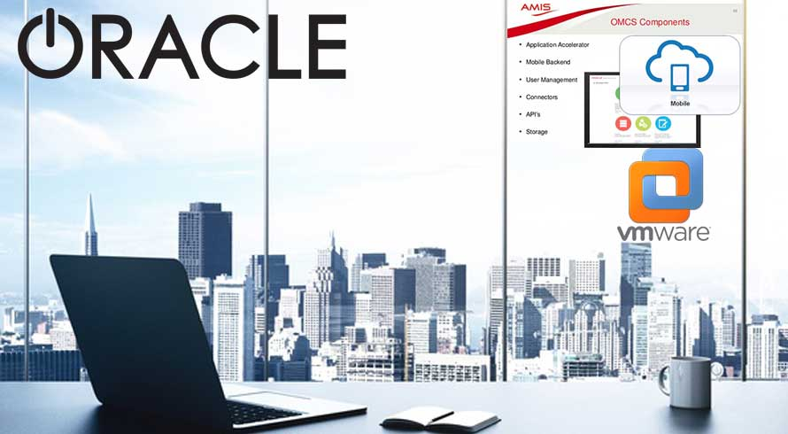 oracle and vmware collaborate to bring advanced security features to oracles enterprise mobile apps