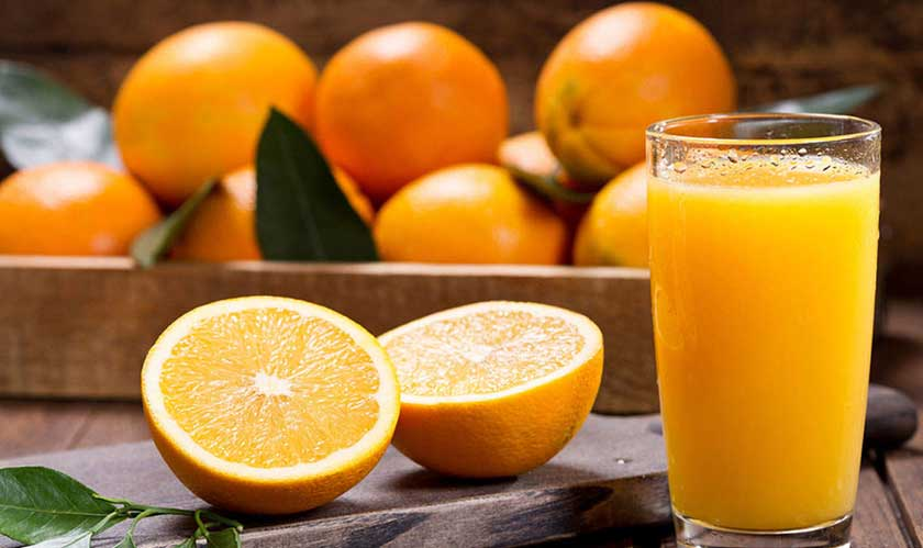 Orange juice sales shoot up during the widespread coronavirus pandemic