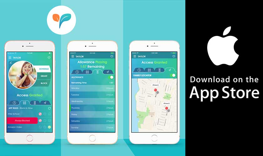 OurPact returns to the AppStore
