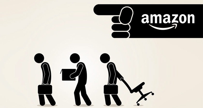 erp amazon headquarters removes employees