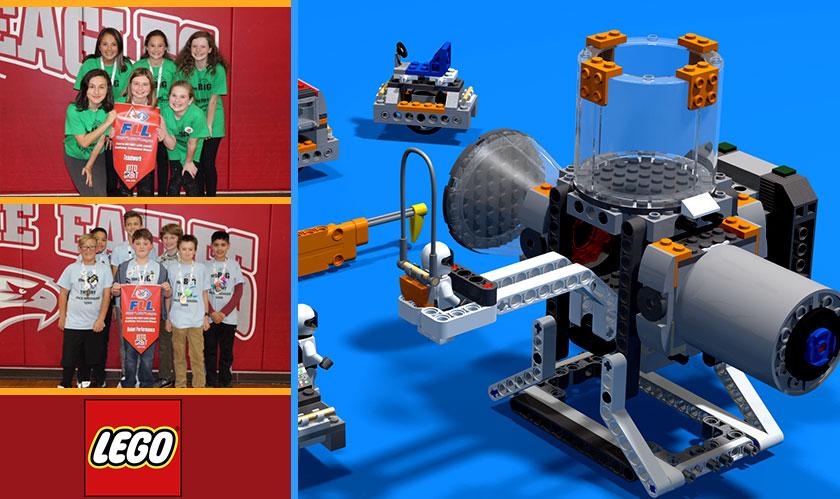 Ozark and Nixa robotics teams win FIRST LEGOLeague